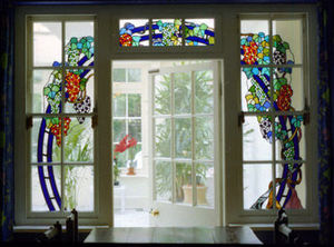 The London Stained Glass Company -  - Vitrail