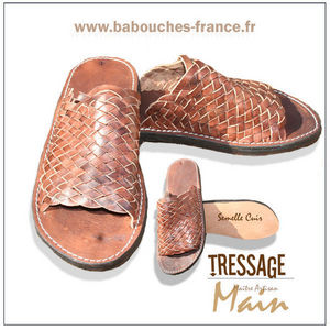 Babouches France -  - Sandales