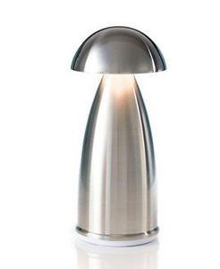 Neoz - owl1 steel - Lampe Sans Fil