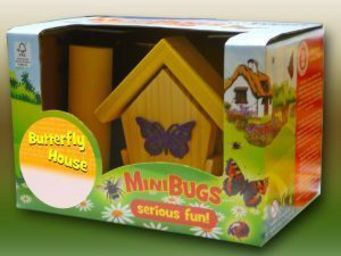 Wildlife world - minibug butterfly feeder - Jeux Éducatifs
