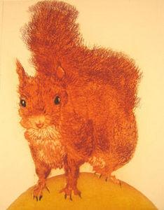 Halfmoon Printmakers - ginger rodgers - Gravure