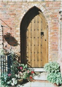 Merrin Joinery - doors - Porte D'entrée Pleine