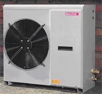 Eaton-Williams Group - air cooled condensing units ? icu & icus - Climatiseur