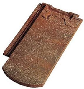 Koramic - vauban ecaille - Tuile Plate
