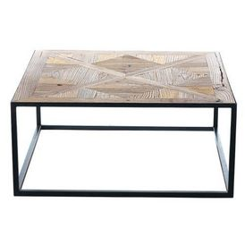 Table basse louison table basse rectangulaire maisons - Maison du monde table beton ...