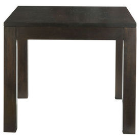 table d ner 90 cm bengali table de repas carr e maisons du. Black Bedroom Furniture Sets. Home Design Ideas