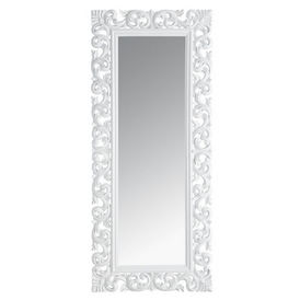 miroir rivoli blanc 80x190 miroir maisons du monde. Black Bedroom Furniture Sets. Home Design Ideas