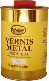 Vernis m tal mauler decofinder for Vernis pour metal exterieur