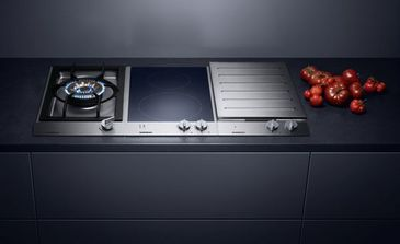 Vario table de cuisson induction gaggenau decofinder for Domino induction a poser