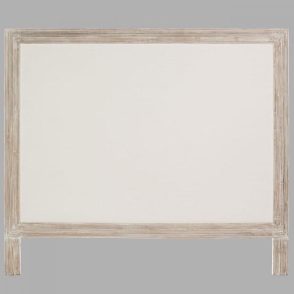 VENISE Blanc  Tête de lit  BLANC DIVOIRE  Decofinder