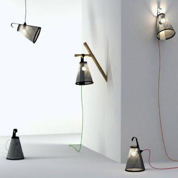 lampe baladeuse lampe portative 40 x 25 cm 727 sailbags. Black Bedroom Furniture Sets. Home Design Ideas