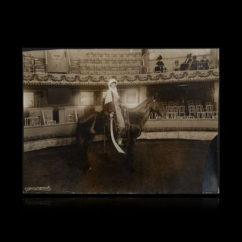 Expertissim - Photographie-Expertissim-DELARUE-MARDRUS Lucie (1874-1945). Photographie pa