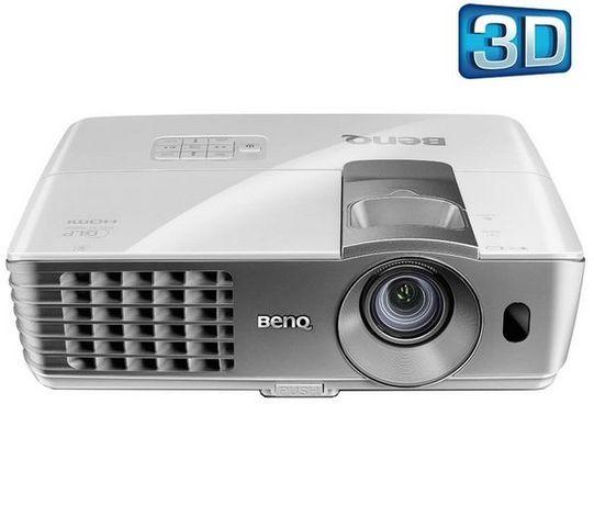 BENQ - Videoprojecteur-BENQ-Vidoprojecteur 3D W1070