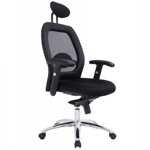 WHITE LABEL - Fauteuil de bureau-WHITE LABEL-Fauteuil de bureau Office
