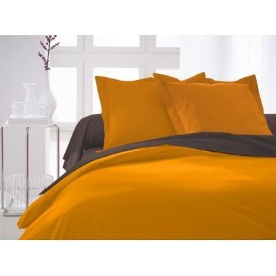 TODAY - Parure de lit-TODAY-Parure de lit Vendange d'orange