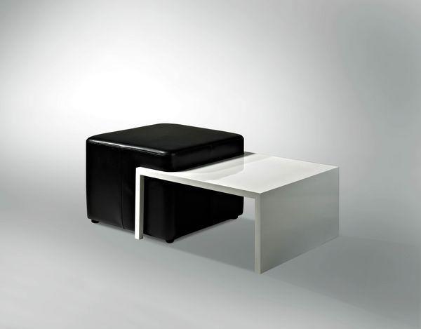 ARTEZEN - Table basse carrée-ARTEZEN-BAMBOO