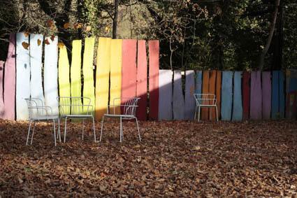 METALMOBIL - Chaise de jardin-METALMOBIL