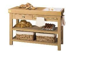 Maison Strosser - Billot de cuisine-Maison Strosser-RECTO VERSO