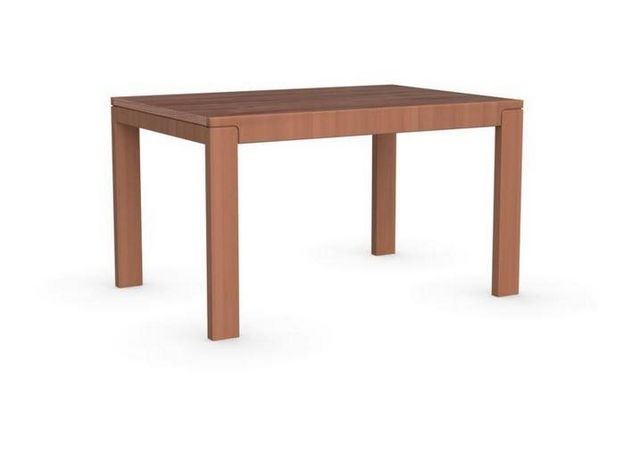 Calligaris - Table bureau-Calligaris-Table repas extensible VERO de CALLIGARIS 130x90 m
