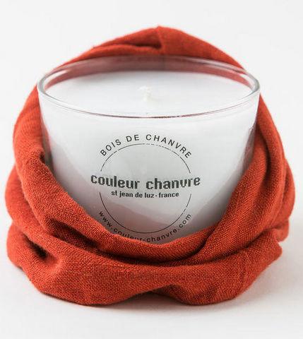 Couleur Chanvre - Bougie parfumée-Couleur Chanvre
