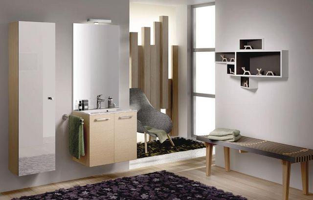 Delpha - Meuble de salle de bains-Delpha-Graphic GO60B