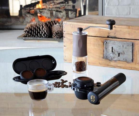 Handpresso - Machine expresso portable-Handpresso