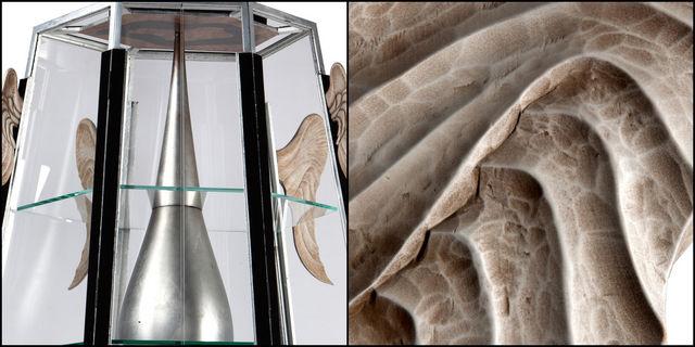 EGLIDESIGN - Cloche en verre décorative-EGLIDESIGN-Memories