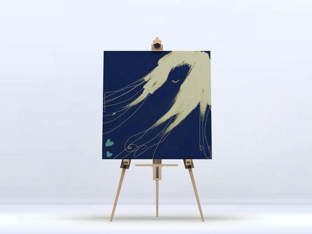 la Magie dans l'Image - Impression numérique sur toile-la Magie dans l'Image-Toile de Loin Bleu