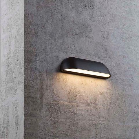 Nordlux - Applique d'extérieur-Nordlux-Lampe extérieur Front IP44 L26 cm LED