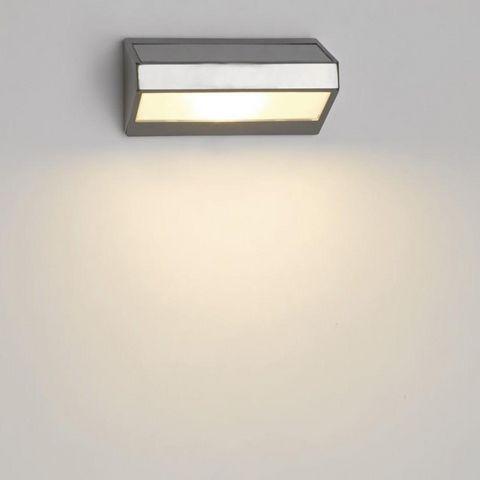 Philips - Applique d'extérieur-Philips-Eclairage solaire Greenhouse LED IP44 H9 cm