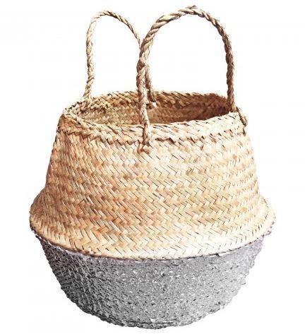 AMIOU HOME - Panière-AMIOU HOME-Panière de rangement en fibres naturelles