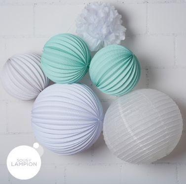 SOUS LE LAMPION - Ballon gonflable-SOUS LE LAMPION-Gabriel