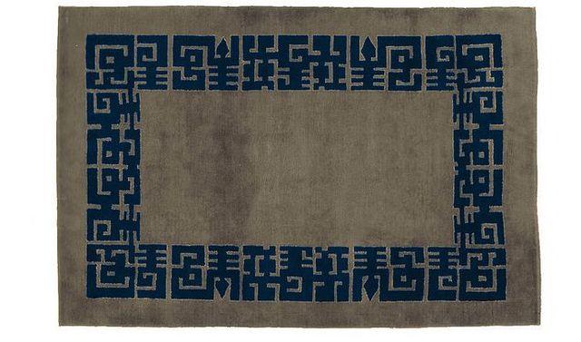 MAISON LELEU - Tapis contemporain-MAISON LELEU--Aztèque