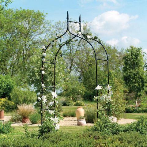 GARDMAN - Arche-GARDMAN-Arche fer décorative style Gothique