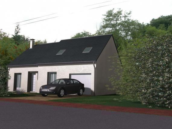 CLEMENT CONSTRUCTIONS - Maison avec combles-CLEMENT CONSTRUCTIONS