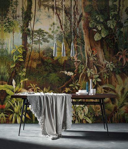 INKIOSTRO BIANCO - Papier peint panoramique-INKIOSTRO BIANCO-AMAZZONIA