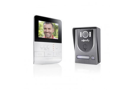 SOMFY - Visiophone-SOMFY-Visiophone/Interphone
