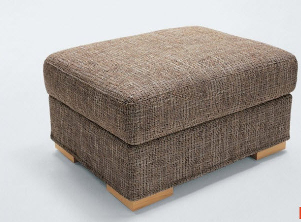 Milano Bedding - Footstool-Milano Bedding-Duke