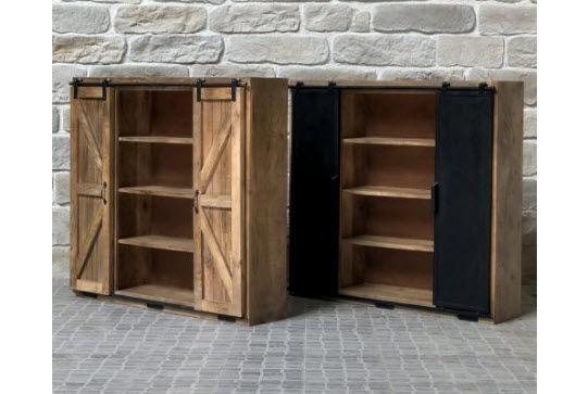 L'ORIGINALE DECO - Armoire à portes coulissantes-L'ORIGINALE DECO