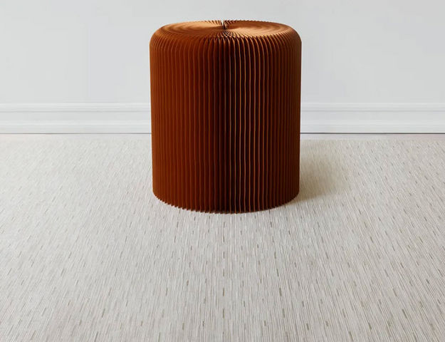 CHILEWICH - Tapis contemporain-CHILEWICH-Bamboo woven floor