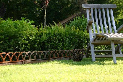 bordurette bordure de jardin brun tradewinds. Black Bedroom Furniture Sets. Home Design Ideas
