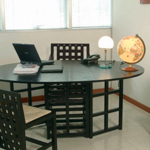 Classic Design Italia - Table pliante-Classic Design Italia-Basset-Lowke