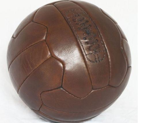 JOHN WOODBRIDGE - Ballon de football-JOHN WOODBRIDGE-Modèle 1930
