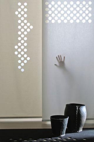Lily Latifi - Cloison japonaise-Lily Latifi-tendre asymétrique