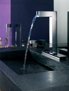 TopEau.com - Mitigeur lavabo-TopEau.com-HANSACANYON Robinetterie monotrou H256