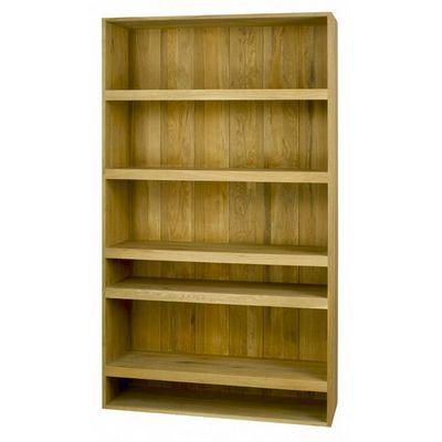 MEUBLES ZAGO - Biblioth�que ouverte-MEUBLES ZAGO-Biblioth�que ch�ne (tiroirs en option) C�me