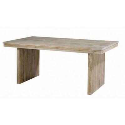 MEUBLES ZAGO - Table bureau-MEUBLES ZAGO-Table repas 180 cm avec allonge Origin