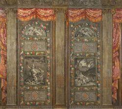 Carolle Thibaut-Pomerantz - Papier peint-Carolle Thibaut-Pomerantz-Les Métamorphoses d'Ovide