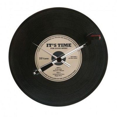 Karlsson Clocks - Horloge murale-Karlsson Clocks-Karlsson - Horloge Spinning Record Oldies - Karlss