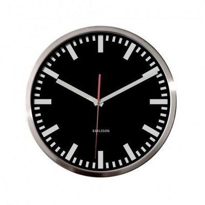Karlsson Clocks - Horloge murale-Karlsson Clocks-Karlsson - Horloge Station - Karlsson -